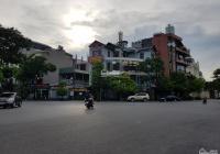Bán mảnh đất vàng 2 mặt tiền, phố vIệt Hưng, DT 70m2, giá 10,1 tỷ, 0962015528