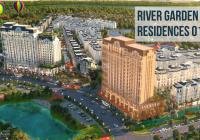Bán căn hộ cao nhất Swanbay Đảo Đại Phước, 2 phòng ngủ 65m2, view sân golf hồ, sông. Giá TT 739 tr