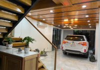 Nhà góc hẻm xe hơi Trần Hưng Đạo, P2, Q5. DT: 4x15m, 1 trệt 2 lầu sân thượng