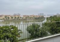 Bán biệt thự - đẳng cấp view hồ - ven hồ - hoàn thiện đẹp - KĐT Vinhomes Thăng Long - 300m2 - 35 tỷ