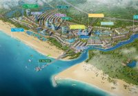 Biệt thự ven biển sở hữu lâu dài Venezia Beach đầu tiên tại Hồ Tràm - Bình Châu