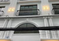 Bán nhà mới 4 tầng - 4PN - thiết kế hiện đại - đường Hoàng Hoa Thám, P.7, Bình Thạnh