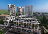 Nhà phố 5 tầng đối diện 4 tòa chung cư với hơn 4000 dân trung tâm TP Lạng Sơn