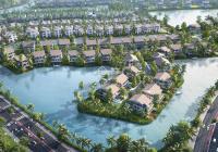 Bán căn góc biệt thự đảo Ecopark, DT 400m2 hai mặt tiền đường 30m view hồ rộng. LH 0931368661