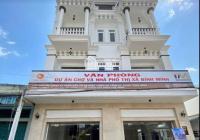 Nhà phố mặt tiền chợ Bình Minh. 1 trệt 3 lầu thanh toán linh hoạt