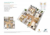 Chính chủ cần bán căn 2PN/54m2 tòa Imperia Smart City giá 1.890tỷ. Hỗ trợ vay 0% nếu khách muốn
