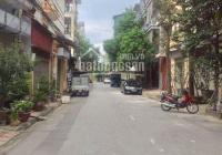Căn duy phân lô của Bộ Công An phố Thanh Am, Long Biên, Hà Nội