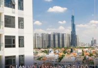 Bán gấp căn hộ De Capella Thủ Thiêm 86.63m2 giá sốc full VAT cực hot - Căn góc - View Landmark 81