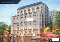 Bán căn hộ 33 Hàng Bài, 30A Lý Thường Kiệt, Hoàn Kiếm, HN, S = 500m2, căn hộ siêu víp