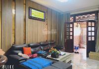 Bán nhà cực đẹp mặt tiền Nguyễn Khuyến, Quận Bình Thạnh, nở hậu đầy tài lộc, LH: 0932903606
