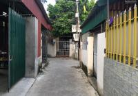 Bán gấp 76,5m2 đất ngõ phố Vũ Hựu chỉ 1,25 tỷ