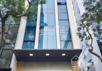 Nhà KD dòng tiền 800tr/năm - lô góc - thông sàn - thang máy - 60m2 - 7 tầng, TT Cầu Giấy 0963060881