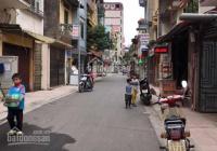 Cần bán nhà mặt phố Nguyễn Chính, Hoàng Mai - 55m2 x 5T, giá 6xtỷ - kinh doanh đỉnh