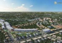 Bán đất mặt tiền Trần Hưng Đạo, ngay chợ trung tâm TT Cần Đước, dịch nên giảm giá 300 triệu
