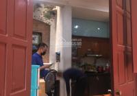 Bán nhà phố Bạch Mai, Hai Bà Trưng, Hà Nội; 38m2, 4T, giá 3.4 tỷ