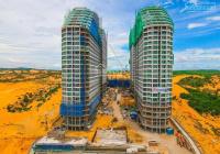 Apec Mũi Né block D, tặng 1 lượng vàng, căn 32m2, tầng cao, view biển mũi né, giá 1.7 tỷ đã thuế