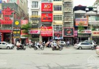 Bán nhà mặt phố Tây Sơn - kinh doanh đỉnh - sổ đỏ chính chủ