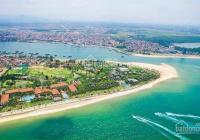 Bán lô góc Đông Nam đẹp,view sân golf DA Nhật Lệ Riverside mà giá chỉ từ 8 tỷ, LH 0972811597