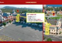 Shop Vinwonder Phú Quốc - Chính sách ưu đãi đầu tư 0 Đồng, CK lên đến 20%, tặng gói nội thất 500tr