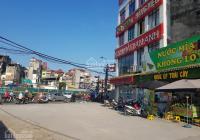 Bán nhà phố Nguyễn An Ninh, Hai Bà Trưng ô tô, kinh doanh 105m2, MT 6m, LH Văn Chiến 0981140576