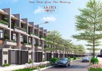 Bán nhà mặt tiền khu đô thị Mekong Centre - Akira Home phong cách Nhật Bản ngay tại TP Sóc Trăng