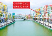 Tôi cần bán gấp căn shop Grand World, mặt sông Venice, giáp căn góc, trung tâm dự án