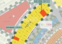 Đất nền biệt thự xây tự do có sổ, được trả góp không LS, khu đô thị mới Hà Tiên/0932185727