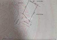 Bán 55,4m2 đất Cam Lộ, Hùng Vương, Hồng Bàng, 1,11 tỷ