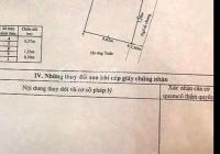Nhà mặt đường Đình Đông, DT: 89m2 mặt tiền: 6,15m. Giá 10 tỷ (gia lộc)