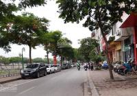 Bán nhà mặt phố Kim Giang, Thanh Xuân 68m2 thông sàn, kinh doanh sầm uất, giá 8 tỷ. LH 0904537729