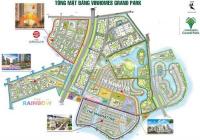 Nhà phố/biệt thự Vinhomes Grand Park Quận 9, giá từ 16.8 tỷ, liên hệ: 0967.087.089