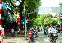 Mặt phố Bà Triệu, lô góc đắc địa với diện tích 360m2, MT 26m