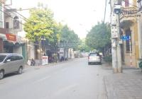 Bán đất mặt phố Phú Thượng, Tây Hồ - Kinh doanh - Vỉa hè - 80m2, giá 12,6 tỷ