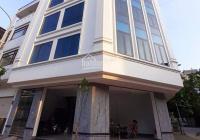 Tòa nhà giáp KĐT Xa La 65m2 7T thang máy, lô góc, ngã 4 đường 12m, vỉa hè 3m kinh doanh, giá 9.5 tỷ