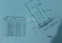 Cần bán nhà nở hậu đường Man Thiện LH 0906473628
