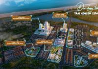 Đất nền đô thị ven sông Cổ Cò, đa dạng diện tích, giá chỉ từ 1,8 tỷ