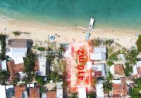 Đất mặt biển có bãi tắm Điệp Sơn - 410m2, giá 9 triệu/m2 Bắc Vân Phong