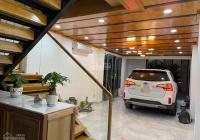 Bán nhà hẻm xe hơi Trần Hưng Đạo, P2, Q5. DT: 4x15m, căn góc mới xây 4 tấm