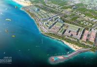 Đất thị xã La Gi 120m2 biệt thự mặt tiền biển