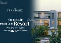 Nhà phố compound phong cách resort, thanh toán 15% đến khi nhận nhà, môi trường đẳng cấp, an ninh