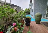 Bán biệt thự Nguyễn Văn Cừ - đẳng cấp đại gia - sân vườn gara, hồ bơi, nội thất nhập. Nhỉnh 20 tỷ