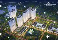 Duy nhất 30 căn biệt thự lâu đài phố chỉ từ 23,5 tỷ/căn tại Vimefulland Phạm Văn Đồng