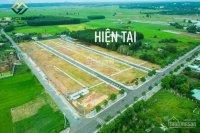 Cập nhật giỏ hàng KDC 2,6 ha mặt tiền Tỉnh Lộ 52, TT Đất Đỏ, tháng 8 - 9 giá từ 850tr - 950tr/ nền