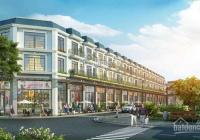 Còn duy nhất 3 căn shophouse vỉa hè 6m KĐT Capella Nha Trang giá chỉ 5.2 tỷ, 0987055834