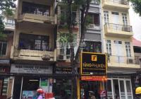 Bán nhà mặt phố Trúc Khê, Đống Đa, giá rẻ, phân lô, kinh doanh, 98m2, MT 4,5 m