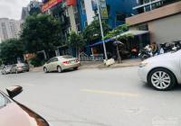Bán 190m2 mặt phố 12m vỉa hè 70 tỷ Nguyễn Quốc Trị