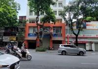 Bán nhà mặt phố Nguyễn Khánh Toàn DT 105m2 - MT 8m - vỉa hè 10m