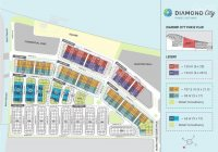 Dự án Tây Sông Hậu giai đoạn 2, Diamond City diện tích: 65m2 giá giá 3 tỷ 250 LH 0963828360
