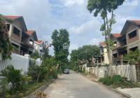 Bán biệt thự xây thô 373m2 mặt tiền 18m đường Long Việt, KĐT Quang Minh Long Việt, Mê Linh