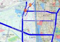 Bán đất mặt phố Tân Phong, DT 207m2 giá bán 6,2 tỷ Liên hệ 0986529922